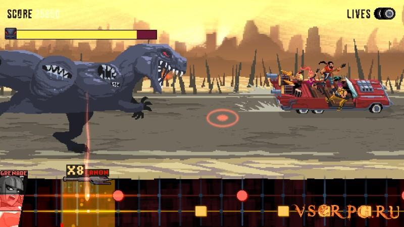 Double Kick Heroes screen 3