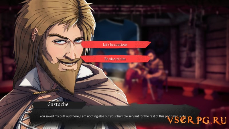 Dead In Vinland screen 1