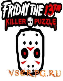 Постер игры Friday the 13th Killer Puzzle