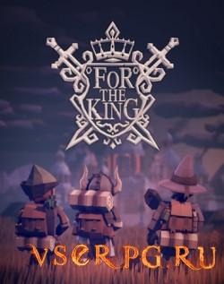 Постер игры For The King (2018)