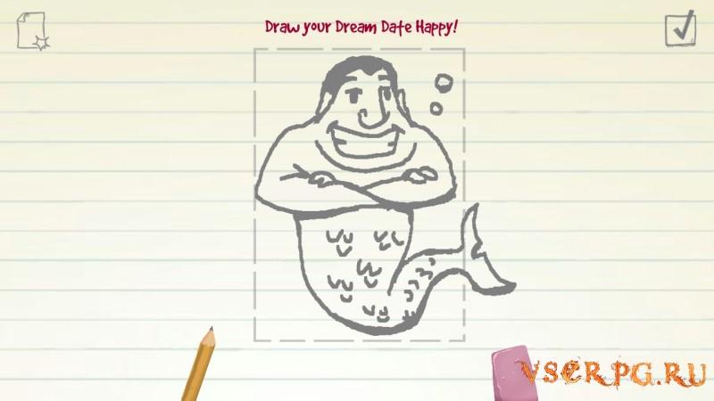Doodle date screen 1