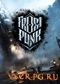 Постер игры Frostpunk