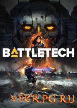 Постер игры BATTLETECH (2018)