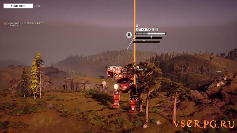 BATTLETECH (2018) screen 2