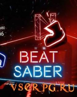 Постер игры Beat Saber