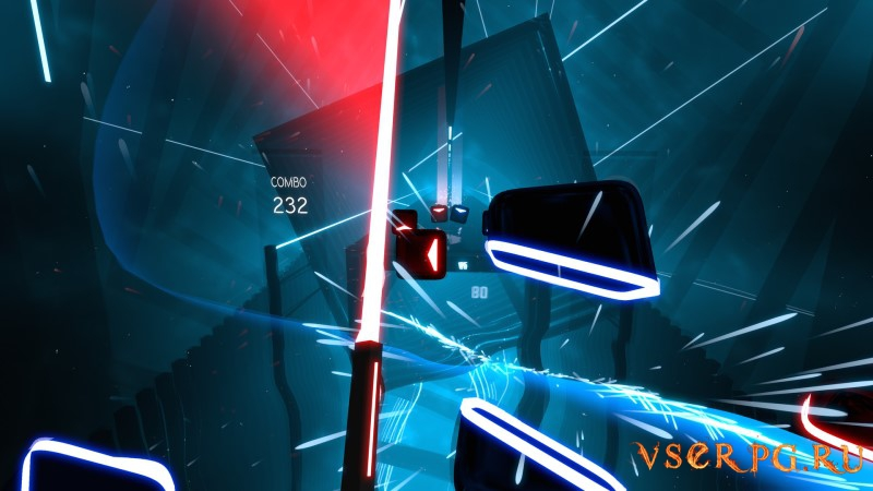 Beat Saber screen 1