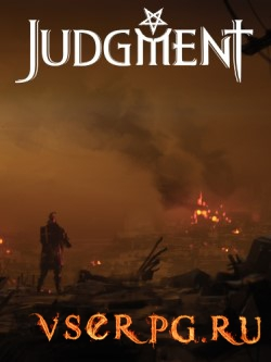 Постер игры Judgment Apocalypse Survival Simulation