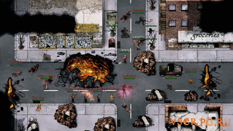 Judgment Apocalypse Survival Simulation screen 3