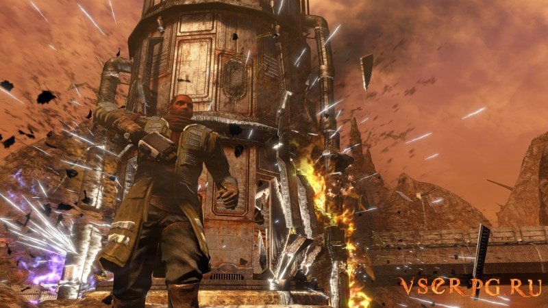 Red Faction Guerrilla Re-Mars-tered screen 2