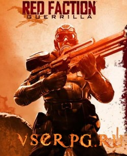 Постер игры Red Faction Guerrilla Re-Mars-tered
