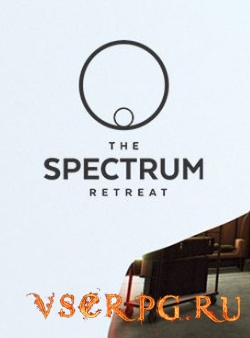 Постер игры The Spectrum Retreat