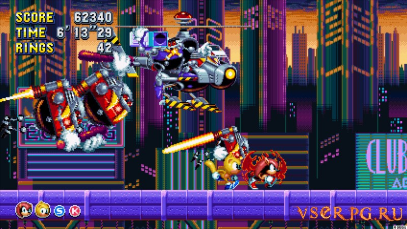 Sonic Mania Plus screen 3