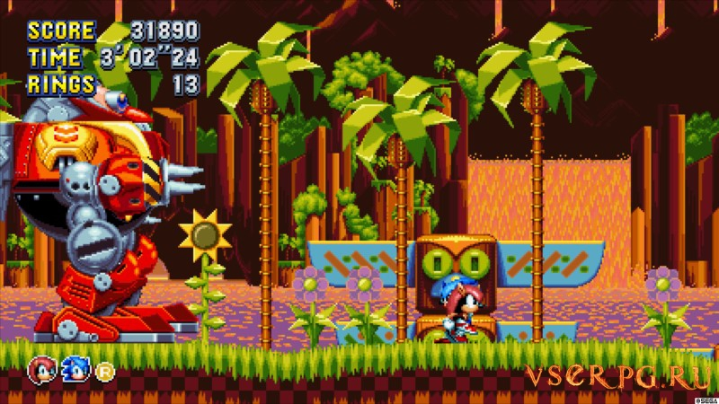 Sonic Mania Plus screen 2