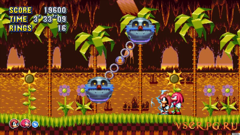 Sonic Mania Plus screen 1