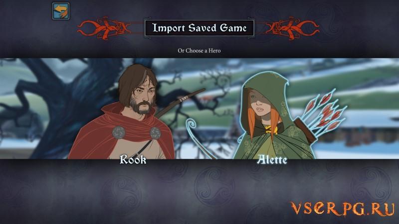 Banner Saga 3 screen 3