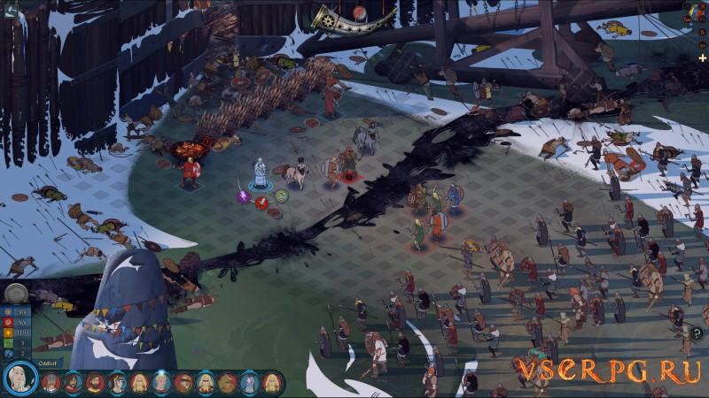 Banner Saga 3 screen 1