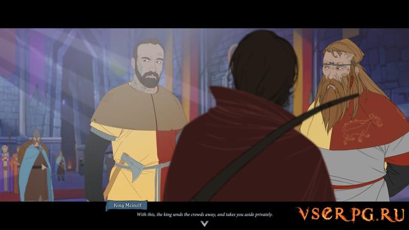 Banner Saga 3 screen 2