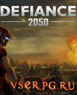 Постер игры Defiance 2050