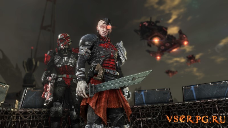 Defiance 2050 screen 1