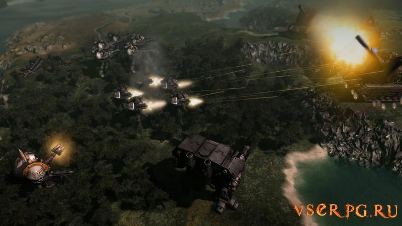 Warhammer 40,000: Gladius – Relics of War screen 3