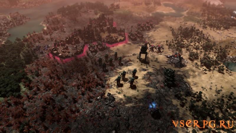 Warhammer 40,000: Gladius – Relics of War screen 1