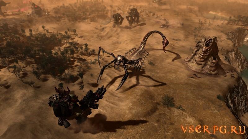 Warhammer 40,000: Gladius – Relics of War screen 2