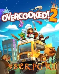 Постер игры Overcooked 2