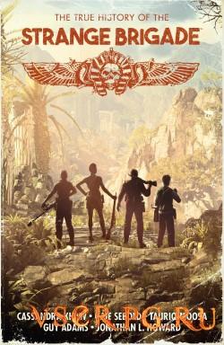 Постер игры Strange Brigade