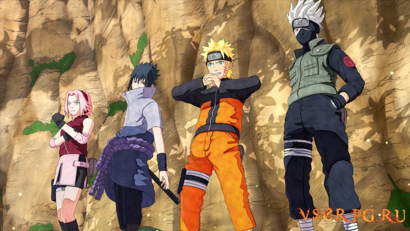 Naruto to Boruto: Shinobi Striker PC screen 3