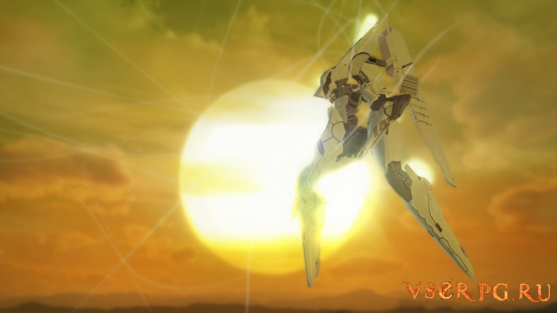 Zone of the Enders The 2nd Runner Mars screen 2