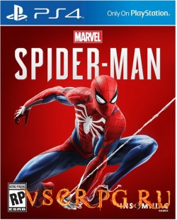 Постер игры Marvel's Spider-Man
