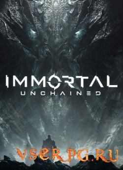 Постер игры Immortal Unchained