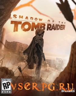 Постер Shadow of the Tomb Raider
