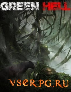 Постер игры Green Hell (2018)