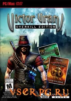 Постер игры Victor Vran: Overkill Edition