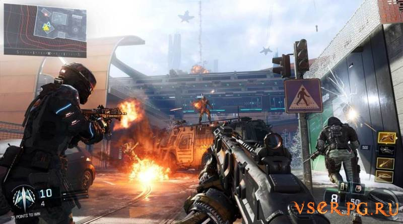 Call of Duty: Black Ops 4 screen 1