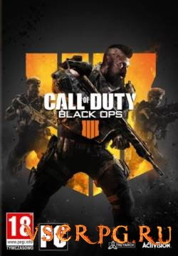 Постер игры Call of Duty: Black Ops 4