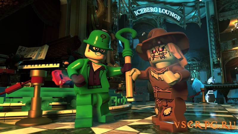 Lego DC Super-Villains screen 2