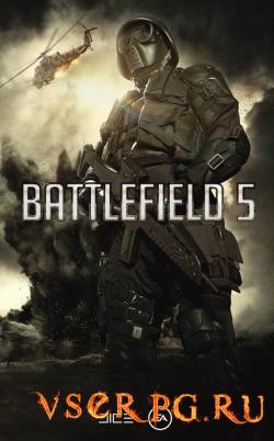 Постер игры Battlefield 5