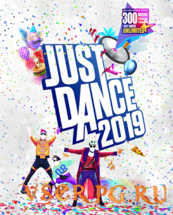 Постер игры Just Dance 2019