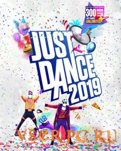 Постер Just Dance 2019