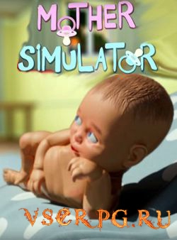 Постер игры Mother Simulator