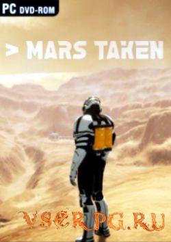 Постер игры Mars Taken