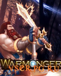Постер игры Warmonger