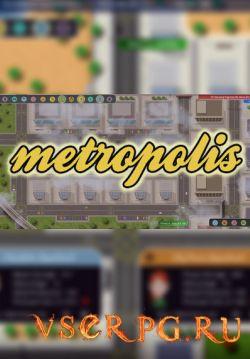 Постер игры Metropolis