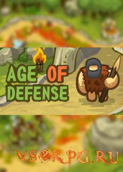 Постер игры Age of Defense