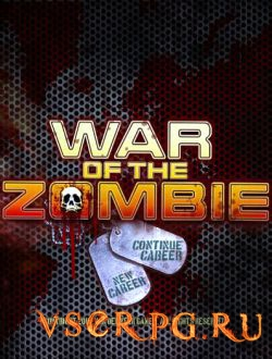 Постер игры War Of The Zombie