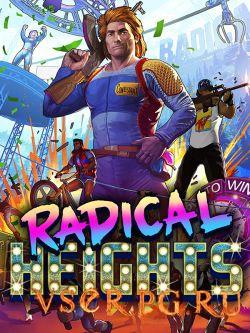 Постер игры Radical Heights