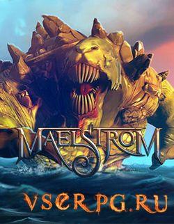Постер игры Maelstrom (2018)