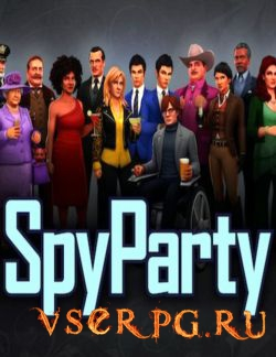 Постер игры SpyParty